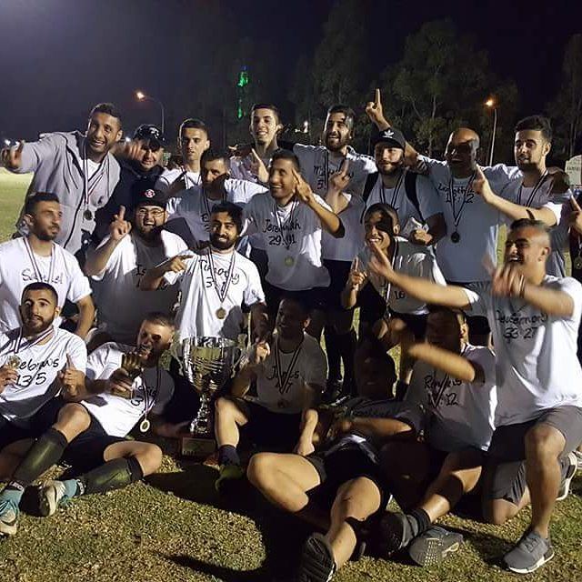 2017 SYDNEY ASSYRIAN CUP CHAMPIONS! Congratulations goes to Mar Tomahellip