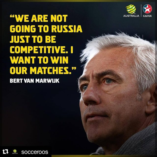Thoughts on our new Socceroos coach?